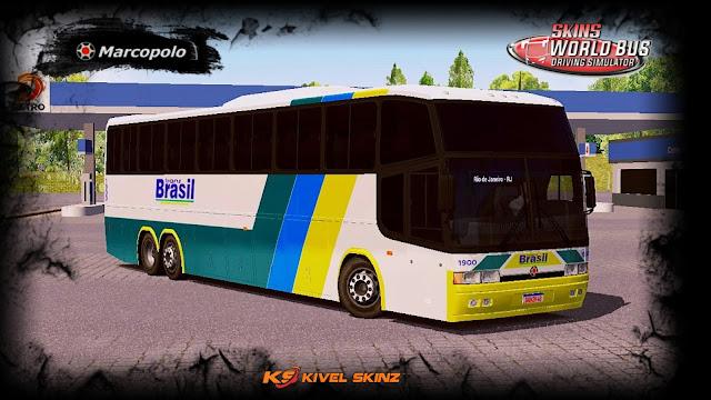PARADISO GV 1150 - VIAÇÃO TRANS BRASIL