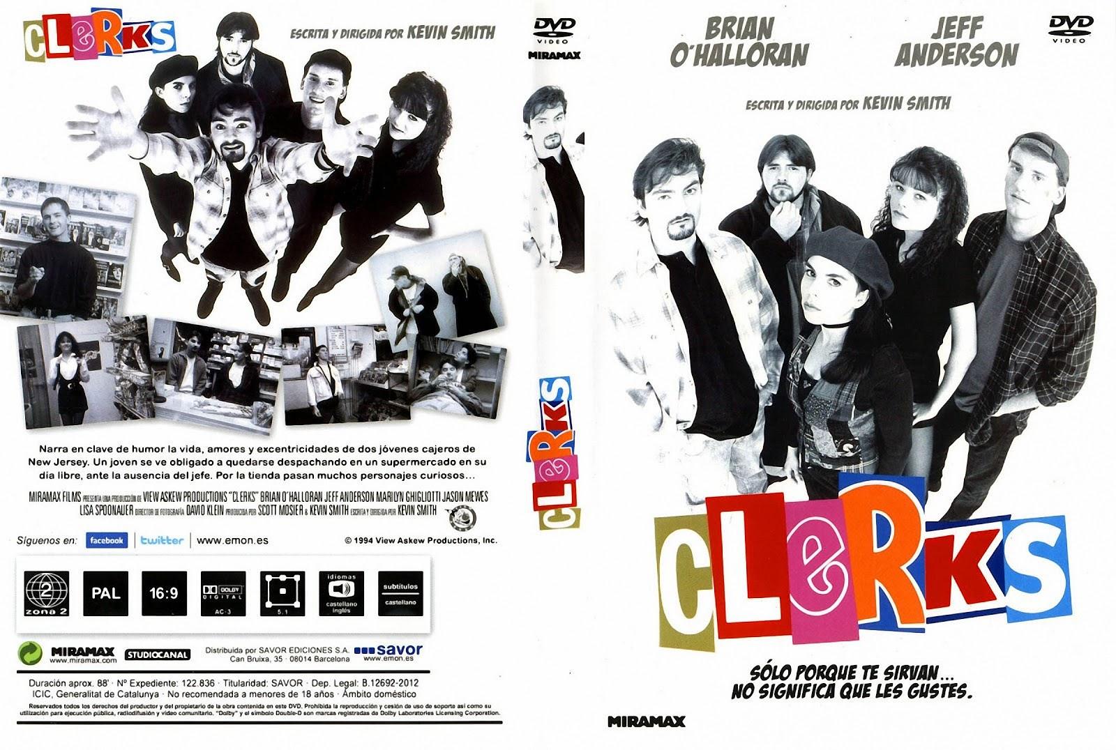 Vagebonds Movie ScreenShots Clerks 1994