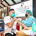 Rudi Tinjau Vaksinasi Covid-19 Dosis Dua Bagi Pegawai BP Batam