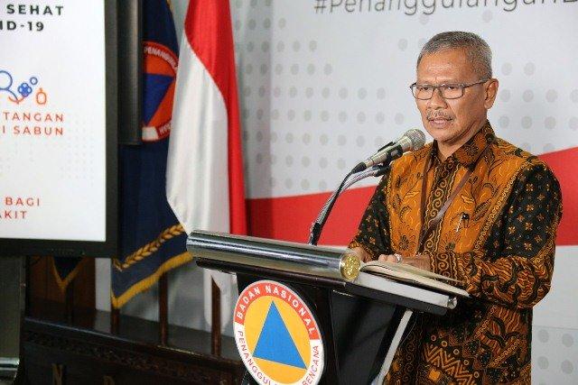 Update 4 April 2020 Corona di Indonesia: Positif 2.092 Orang & 191 Meninggal Dunia