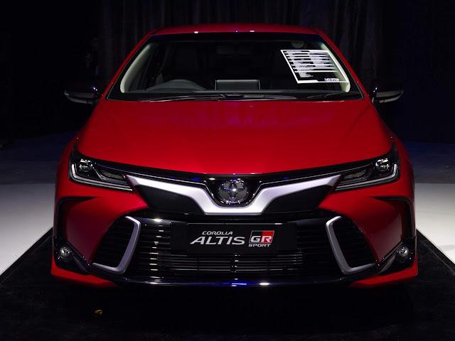 Toyota Corolla 2020 GR Sport