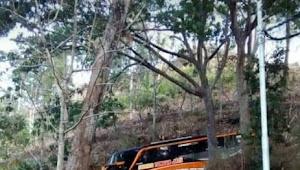 Bus Masuk Alam Gaib Terulang Kembali Pada Bus Pariwisata Sudiro Tungga Jaya