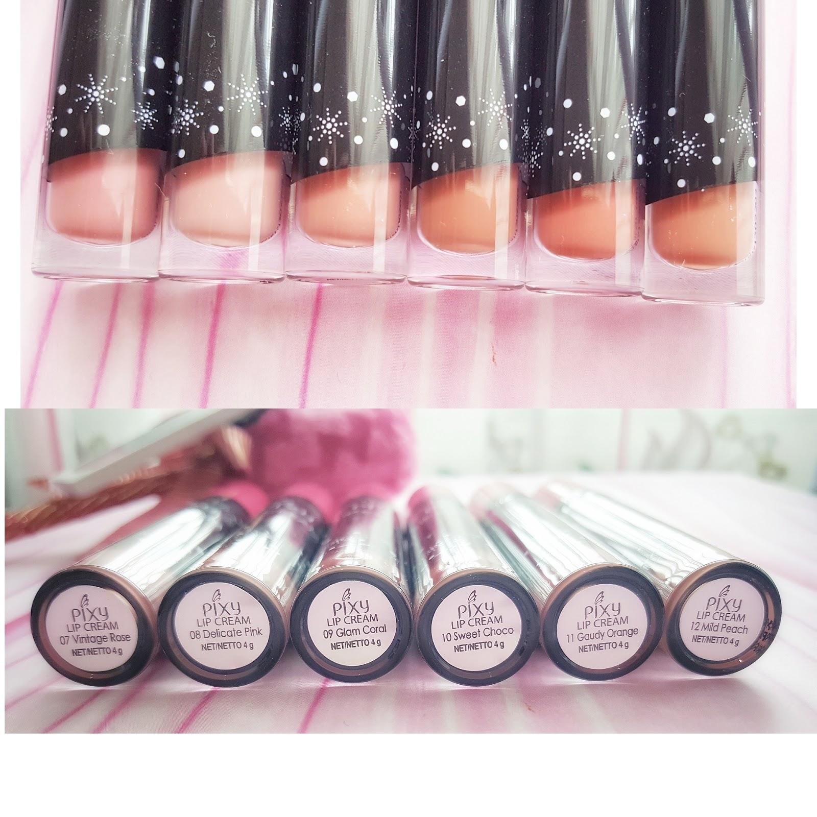 Pink Panther Lip Conditioner Pixy Kalian Bisa Lihat Kan 6 Warna Dari Cream Ini Mudah Sekali Dibaur Dan Hasilnya Cukup Netral Memberikan Kesan Tampilan Yang Beda