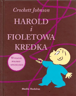 Crockett Johnson. Harold i fioletowa kredka.