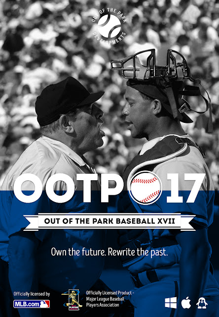 Out of the Park Baseball 2017 Full PC Game Free Download- Reloaded