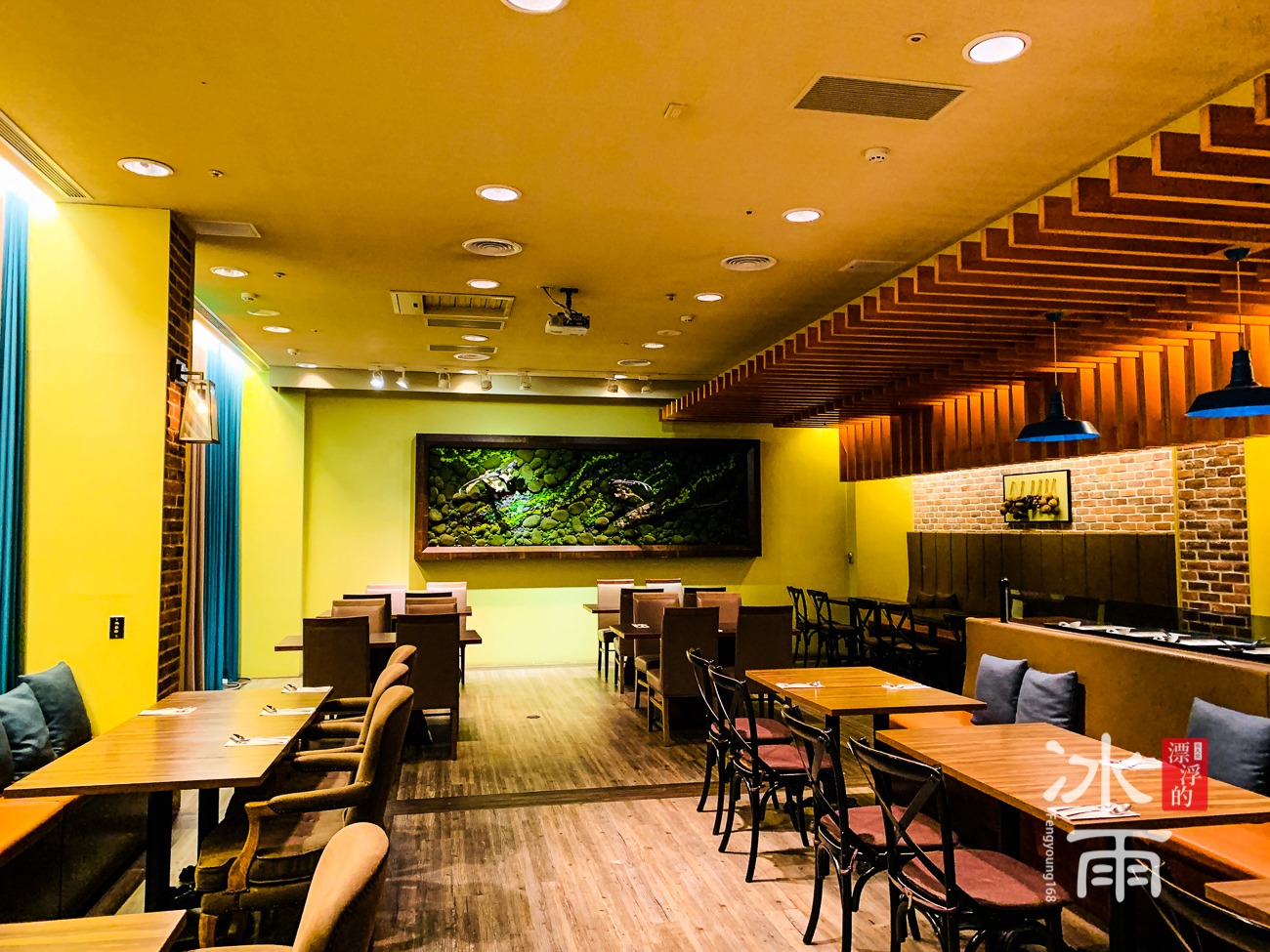陽明山天籟渡假酒店|出餐吧台