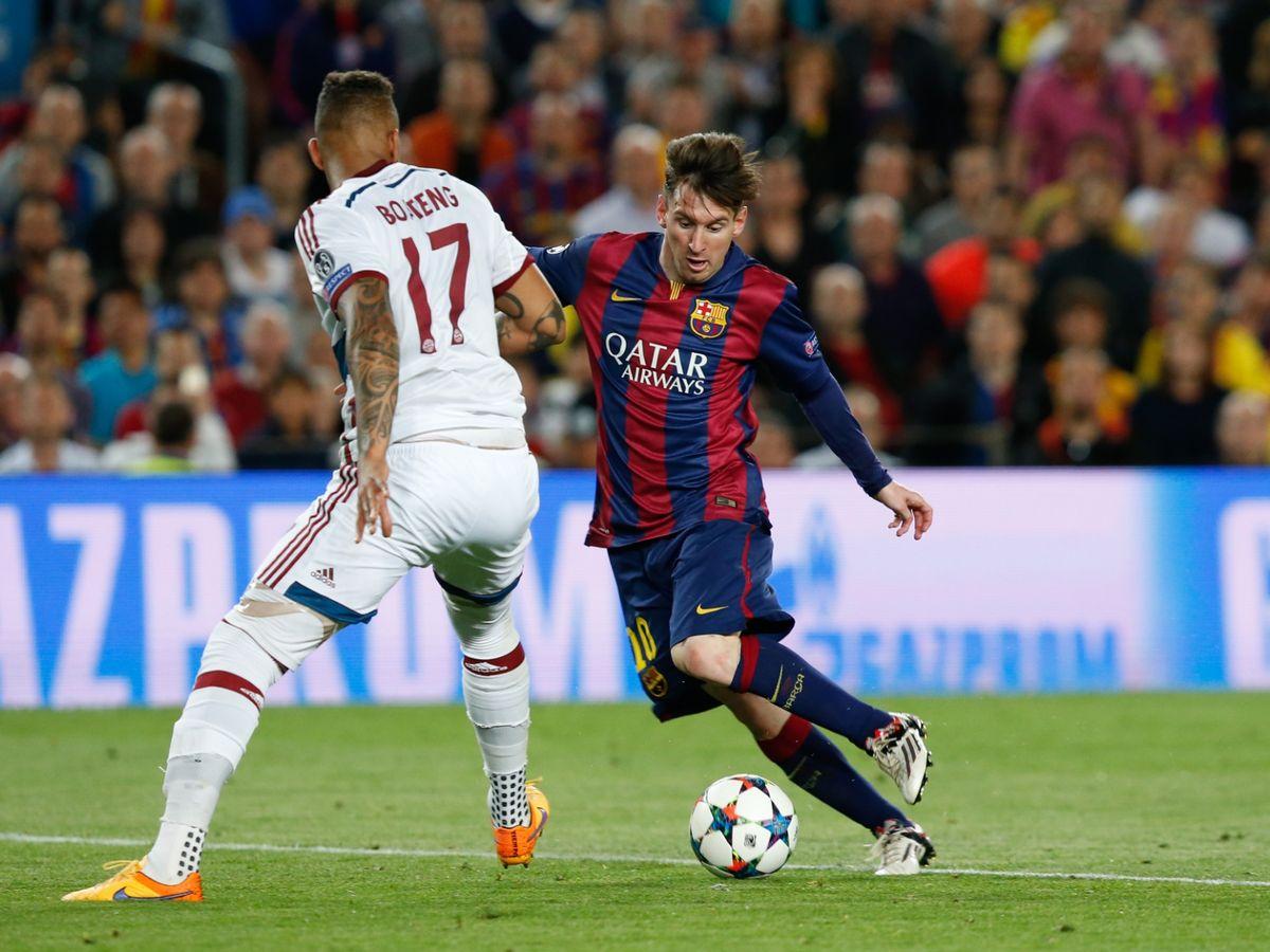 Lionel Messi; FC Barcelona