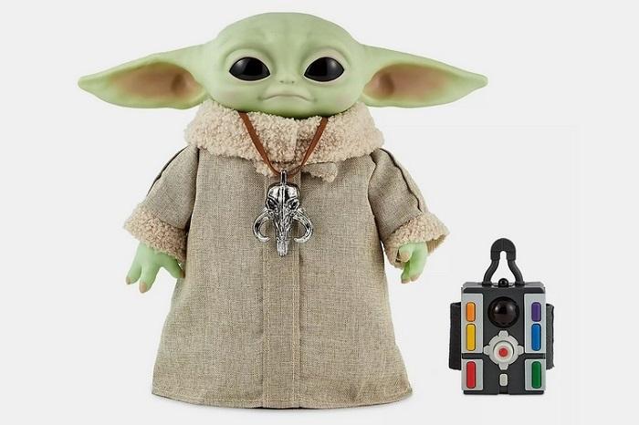 Remote Control Baby Yoda Christmas Gift Idea