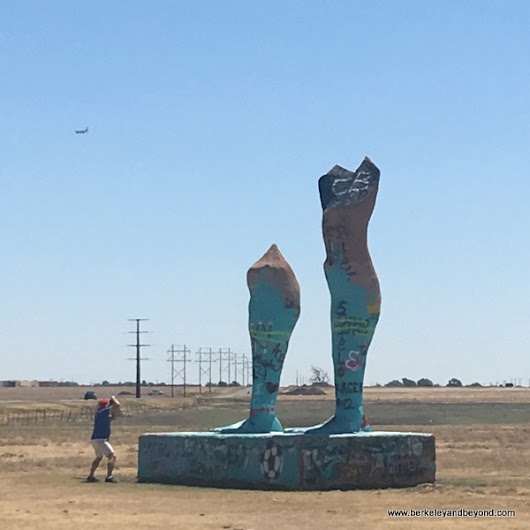 Sights to See: Big Art Tour, Amarillo, Texas