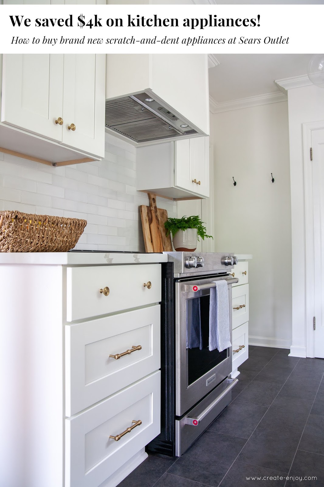 How to save $4k on appliances for a full kitchen reno with ...
