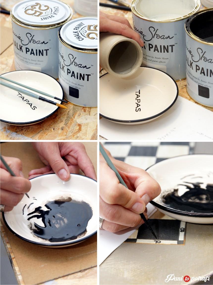 farba Annie Sloan graphite