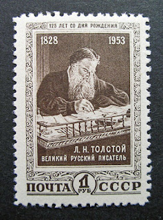 Tolstoy Russian Writer of War and Peace