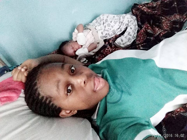 Blogger Priscilla ShowsOff A Baby Online - Fans React