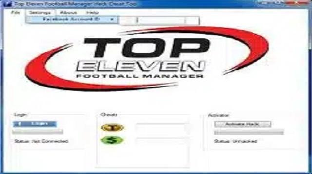Cara Hack Top Eleven