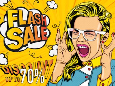Cara Mendapatkan Barang Flash Sale dengan Cepat