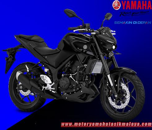 Kredit Motor Yamaha MT25 Tasikmalaya