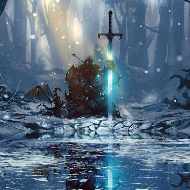 Knight Wallpaper Engine