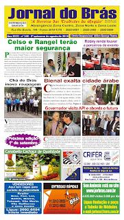 Destaques da Ed. 346 - Jornal do Brás