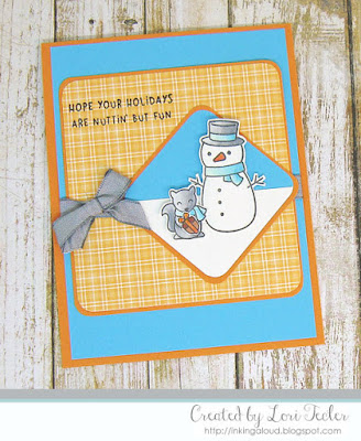 Nuttin' But Fun card-designed by Lori Tecler/Inking Aloud-stamps from Lawn Fawn