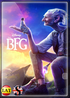 El Buen Amigo Gigante (2016) FULL HD 1080P LATINO/INGLES