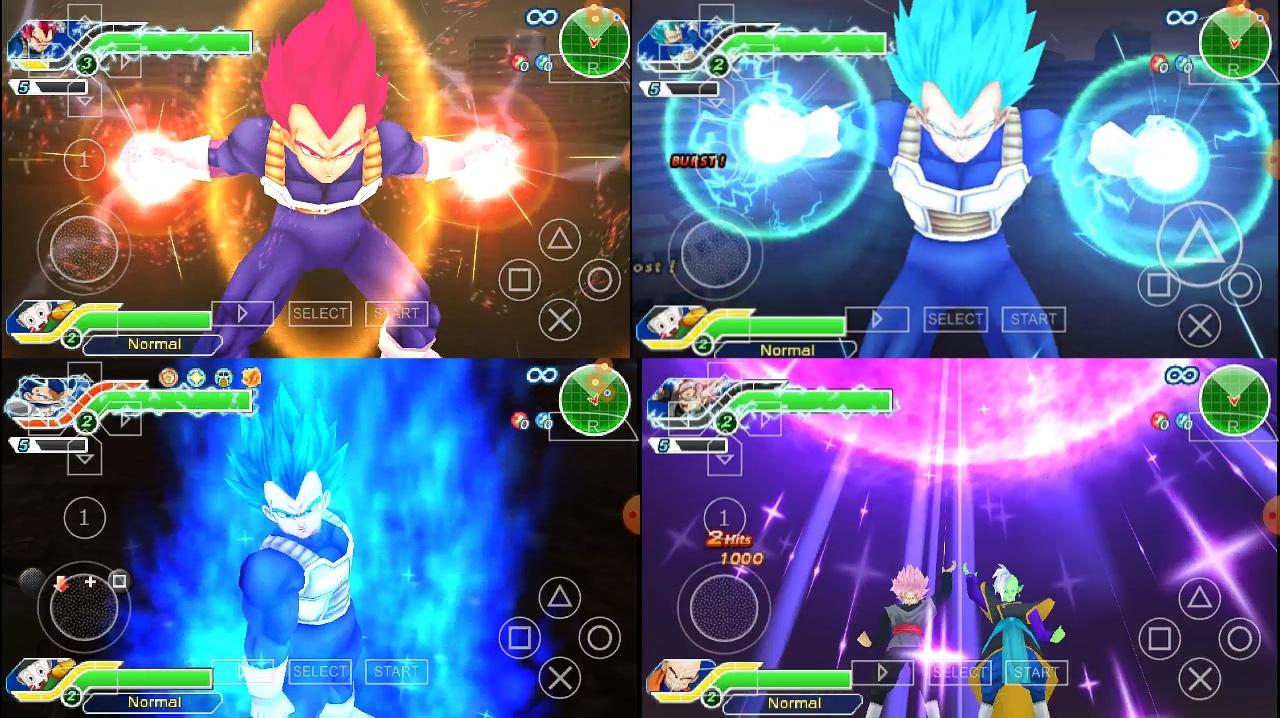 Dragon Ball Super Movie Vegeta all Transformation