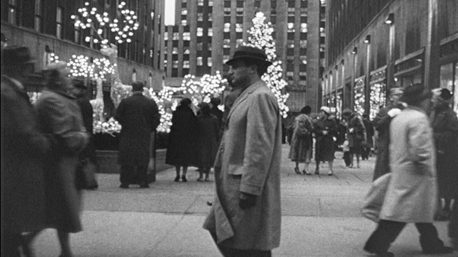 Blast of Silence Rockerfeller Center New York City 1961