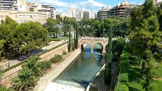 Paseo Mallorca muy curioso para visitar y conocerlo