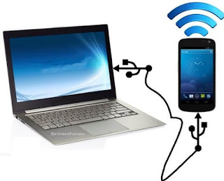 How to Connect Android to PC Without USB Data Cable