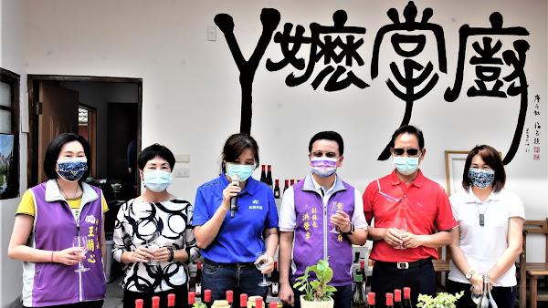 田中鎮北路社區童樂派對 小田稻棧藝起來