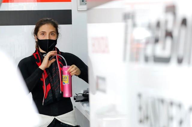 Tatiana Calderón, de regreso a la Super Fórmula