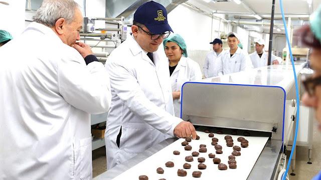 Fábrica de chocolate aumentó exportaciones en 141%