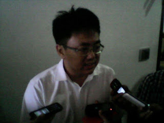 Ketua DPRD Sulut, Andre Anggouw.