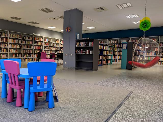 Biblioteka dla dzieci Wrocław