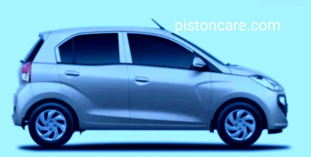 Hyundai santro get BS6 engine update.
