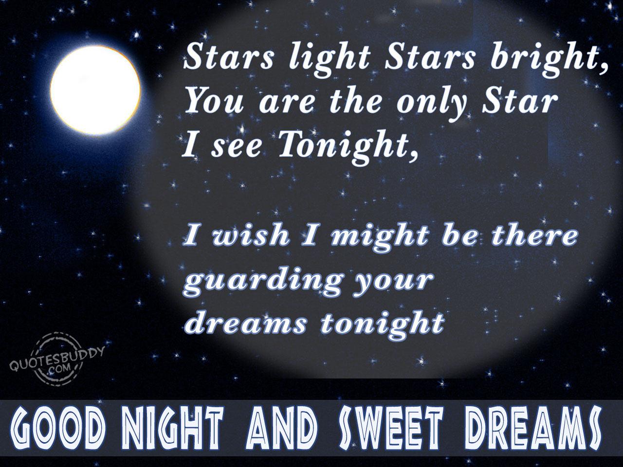 Cute Goodnight Quotes For Him Quotesgram