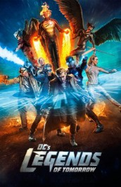 Legends of Tomorrow Temporada 2 audio español