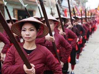 Guerreras de Nam Viet