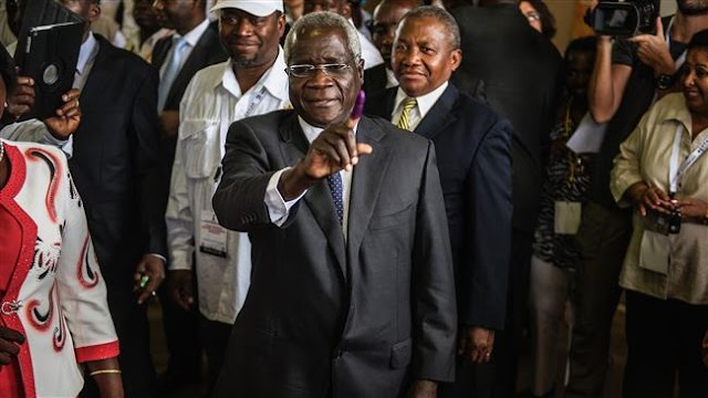 Mozambique's Renamo opposition party leader extends ceasefire