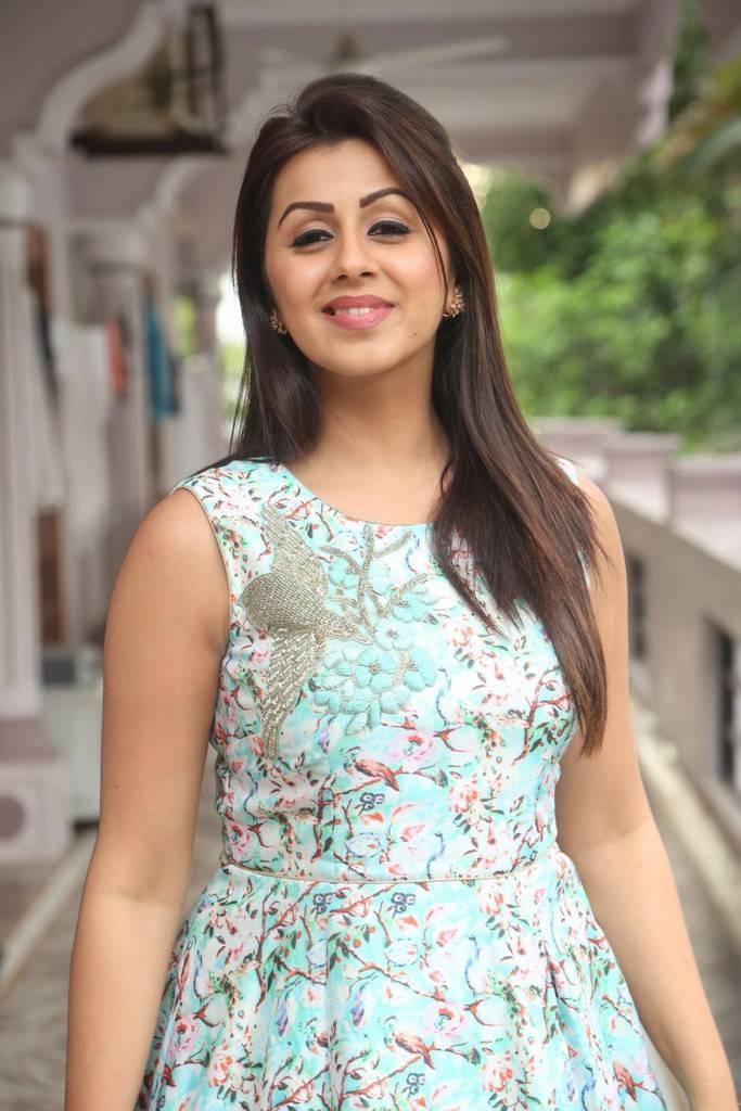 Nikki Galrani At Prema Leela Pelli Gola Movie Trailer Launch Pics