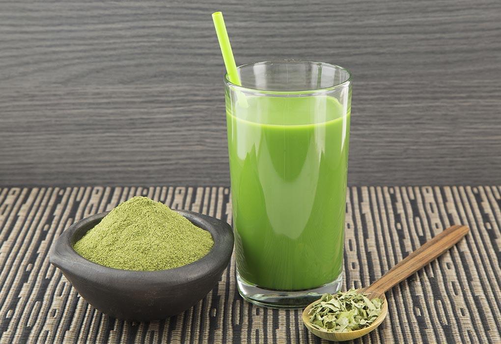 Moringa, Moringa Juice