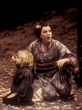 Seattle Opera's 2002 production of Madama Butterfly