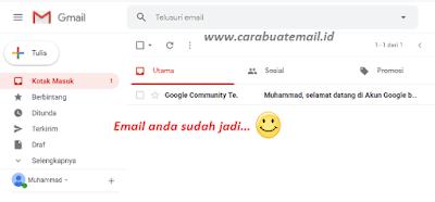 cara buat email gmail di komputer