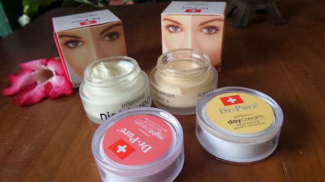 Cream Dr Pure