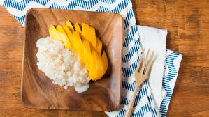 Manggo Stick Rice - Thailand