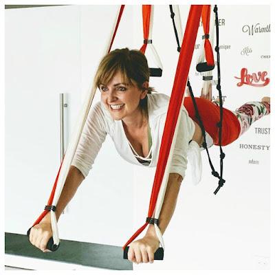 pilates aérien