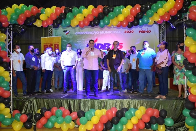 Grupo de oposição formado por MDB, PTB e PSB calcula eleger entre cinco a seis vereadores tendo como base o retorno de votos do empresário Luiz Fernando