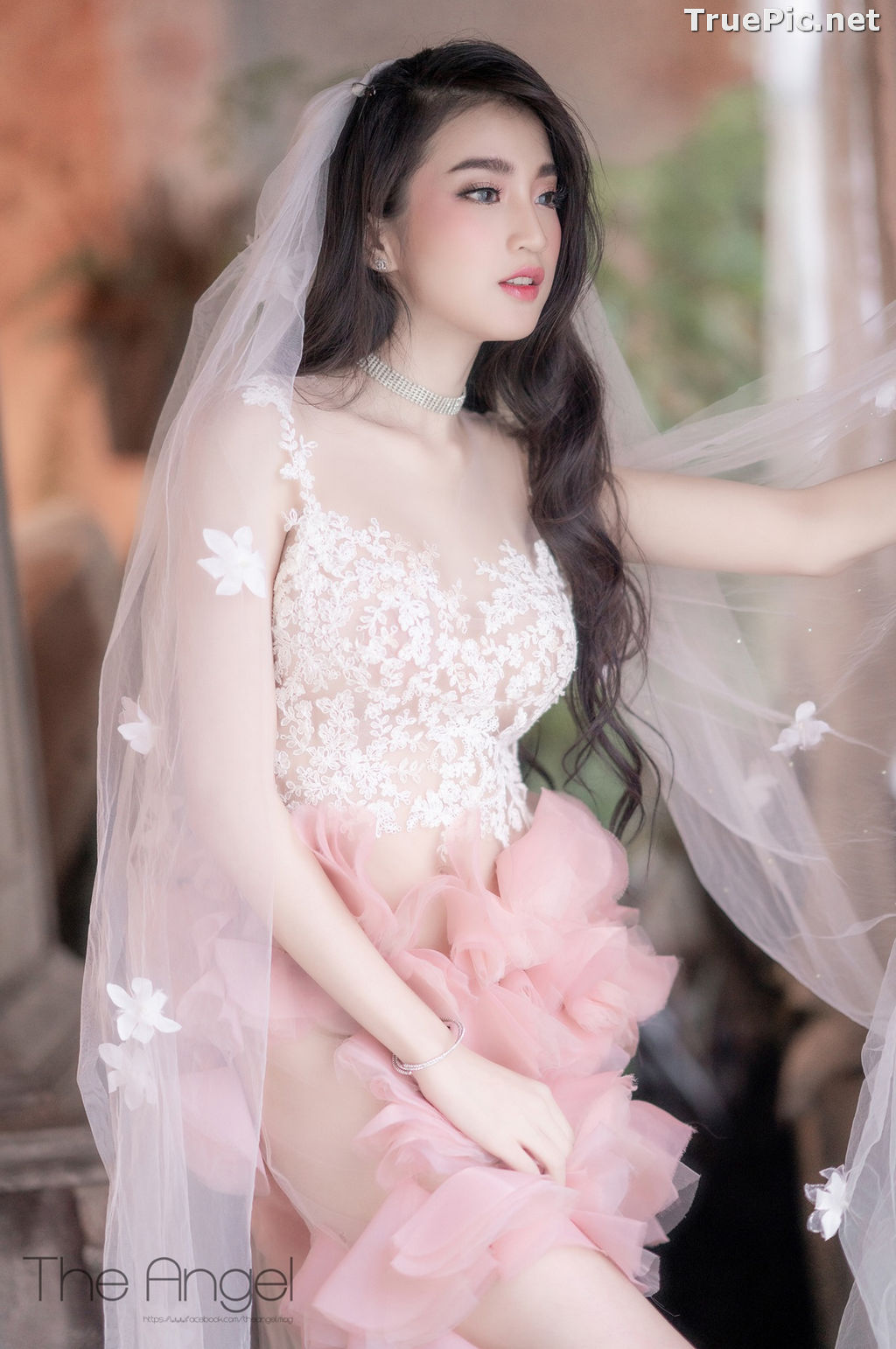 Image Thailand Model - Minggomut Maming Kongsawas - Beautiful Bride Concept - TruePic.net - Picture-7