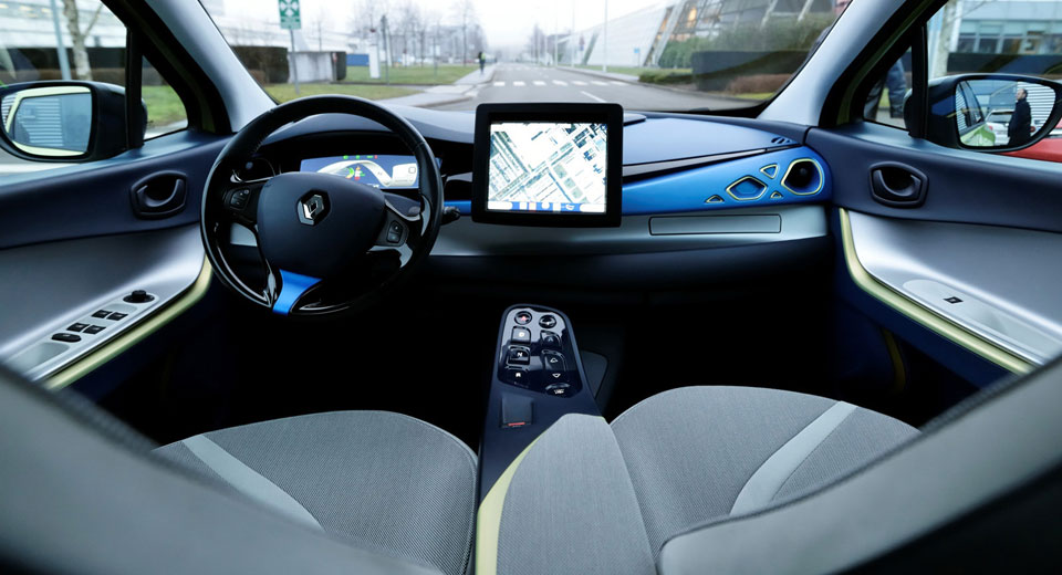 renault to test autonomous zoes in chinese city. Black Bedroom Furniture Sets. Home Design Ideas