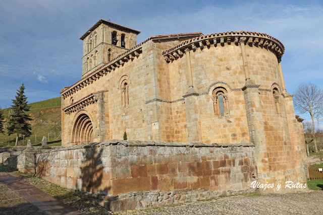 Colegiata de San Pedro de Cervatos, Cantabria
