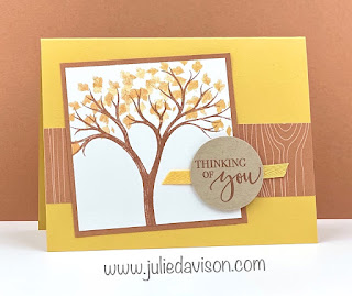 Stampin' Up! LIfe is Beautiful Fall Autumn Card ~ August-December 2020 Mini Catalog ~ www.juliedavison.com #stampinup